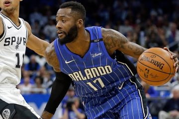 Jonathan Simmons - Orlando Magic