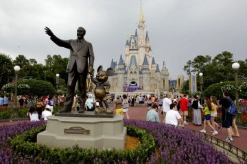 Walt Disney World - (AP Photo/John Raoux, file)