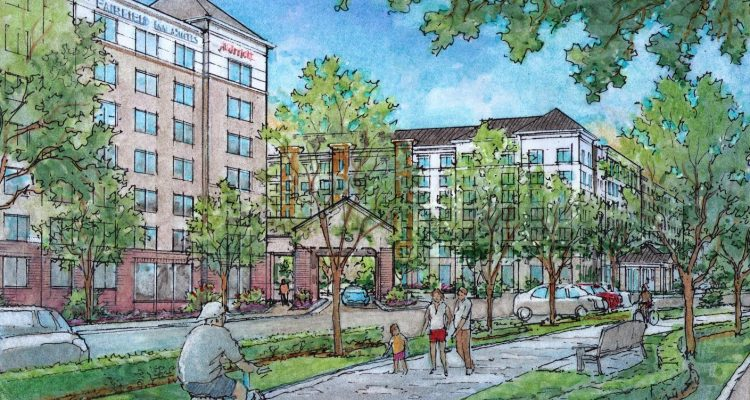 Four more hotels coming to flamingo crossings near disney world orlando rising for Springhill suites winter garden fl