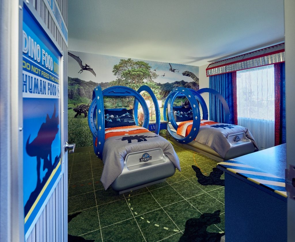Universal adding new jurassic world experiences orlando rising for 2 bedroom suites orlando near universal studios