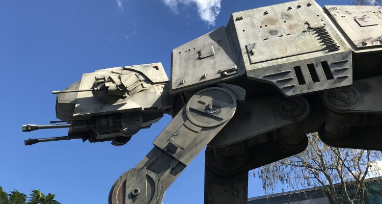 Why Star Wars Galaxy S Edge Means The End Of Star Tours