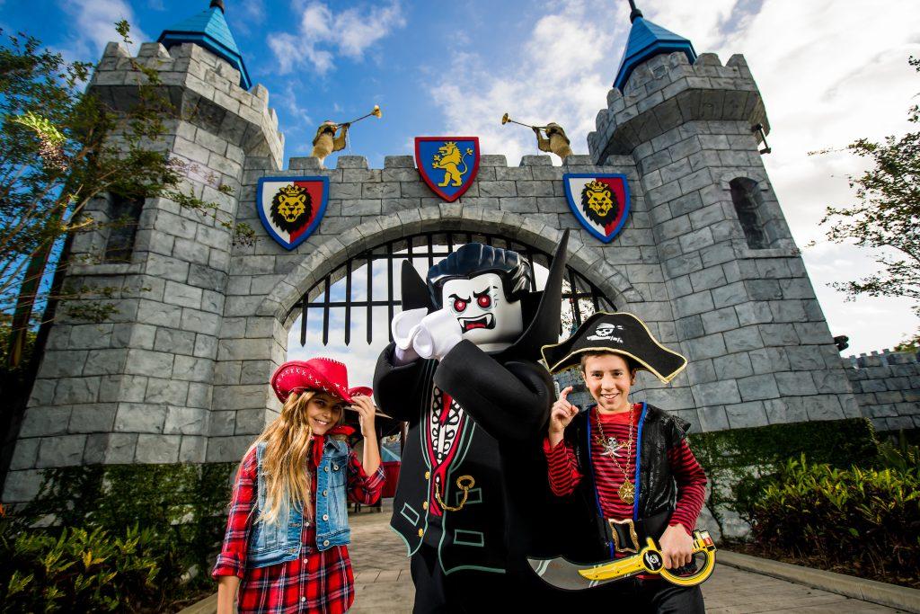 Legoland's Brick or Treat returns in October - Orlando Rising