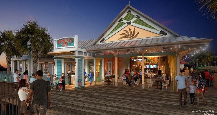Disney S Caribbean Beach Resort Getting New Restaurants Orlando Rising