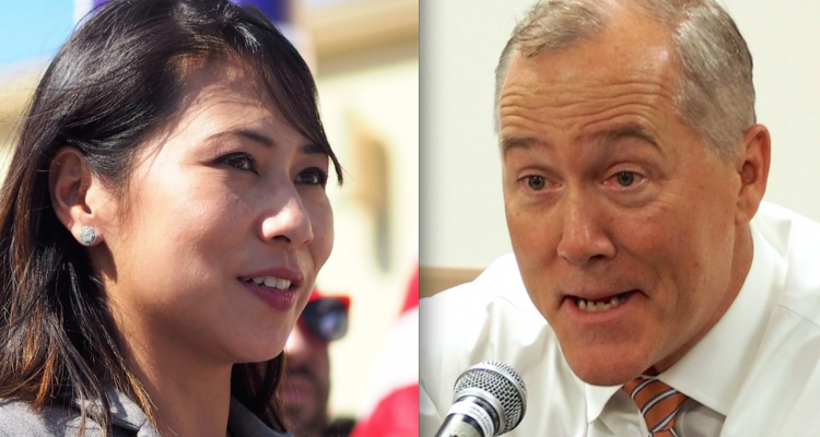 Stephanie Murphy and Mike Miller