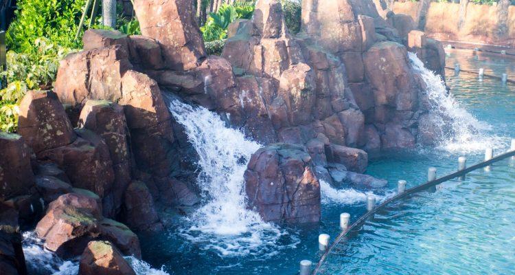 Infinity Falls opening Oct  4 at SeaWorld - Orlando Rising