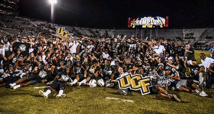 No. 8 UCF selected to play in Playstation Fiesta Bowl Andy Villamarzo 12/02/2018 Our Fun